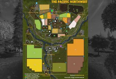 THE PACIFIC NORTHWEST V1.1.1.0