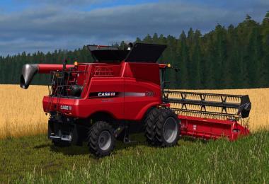 CASE IH AXIAL-FLOW X130 SERIES V1.0.0