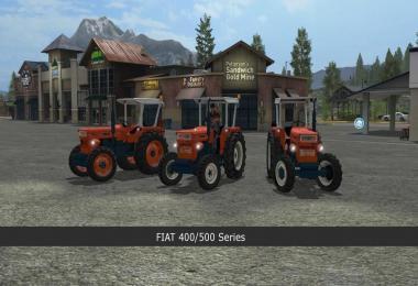 FIAT 400/500 SERIES V1.0.0.6