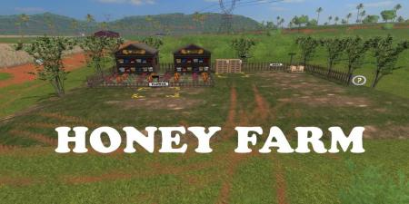 PLACEABLE HONEY FARM V1.0