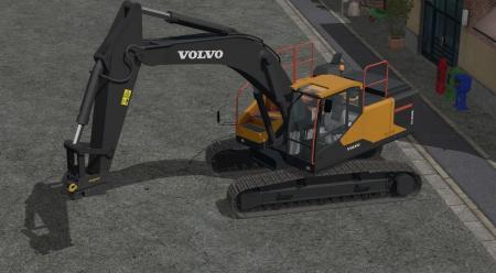 VOLVO EC300E V2.0