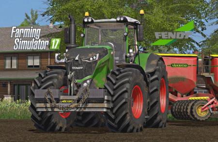 FENDT 1000 VARIO SERIES V4 FINAL UPDATE