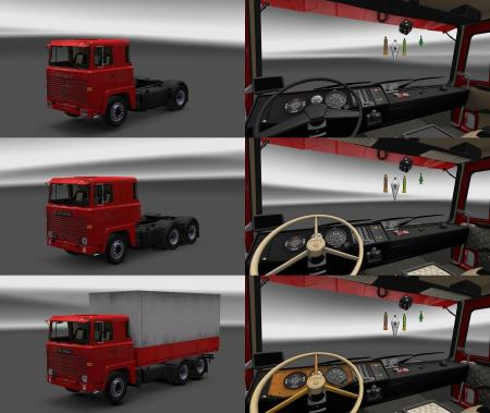 SCANIA I SERIE FIX AND MIX 1.31