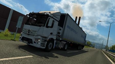 MERCEDES ANTOS 1840 FOR ETS2 V1.31.X