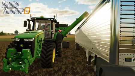 News From Farming Simulator 19 E3 demo