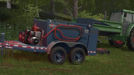 Field Service Trailer