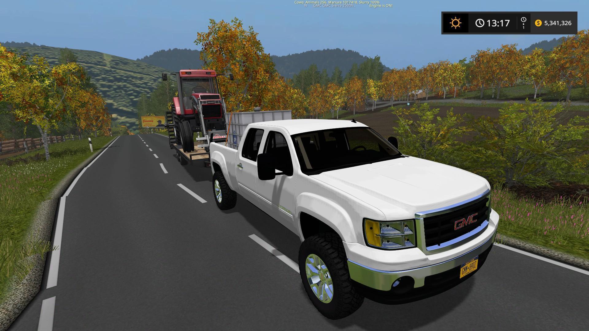 Gmc Denali Hd >> Cars - Farming simulator 17 mods   FS17 Mods