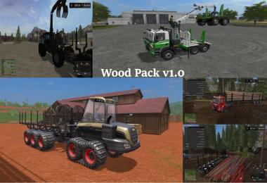 WOOD PACK V1.0