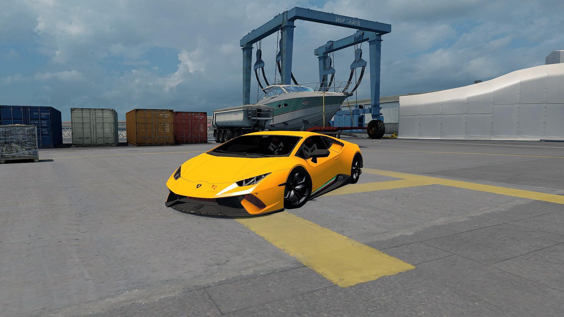 Lamborghini » GamesMods net - FS19, FS17, ETS 2 mods