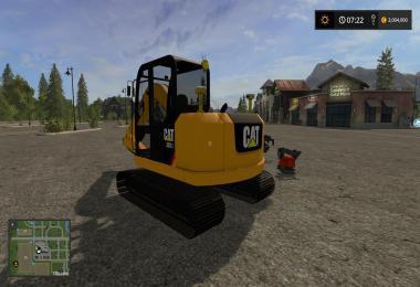 CAT 307 PACK V1.0