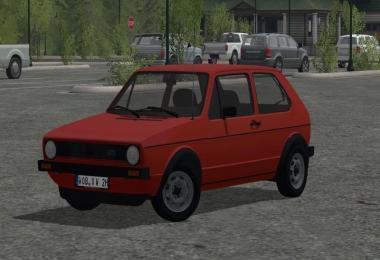 VW GOLF I GTI 1976 V1.0