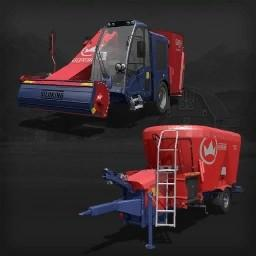 Siloking Mixer Wagon Pack