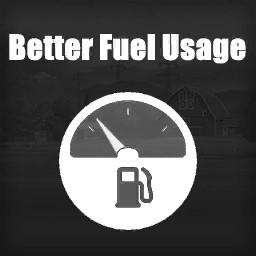 Better Fuel Usage