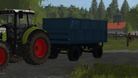 Zil trailer