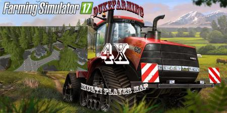 DUKEFARMING MAP PACK V2.0