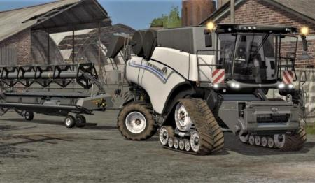 NEW HOLLAND CR 1090 PACK