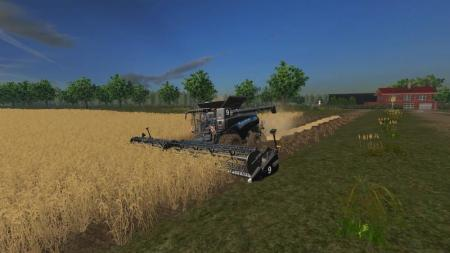 NEW HOLLAND CR 10.90 WITH MANY EXTRAS V1.0
