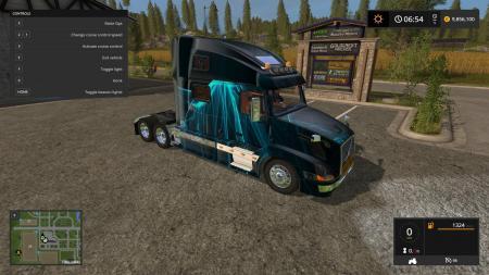 VOLVO 780 PERNILLE BLUEDARK V1.0