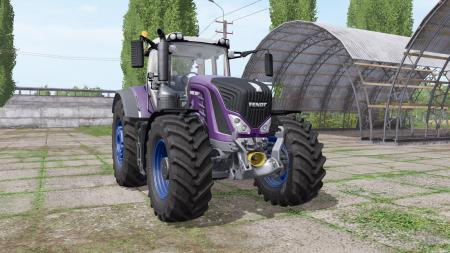 Fendt 939 Vario purple