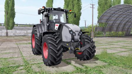 CLAAS Axion 840 Black Edition