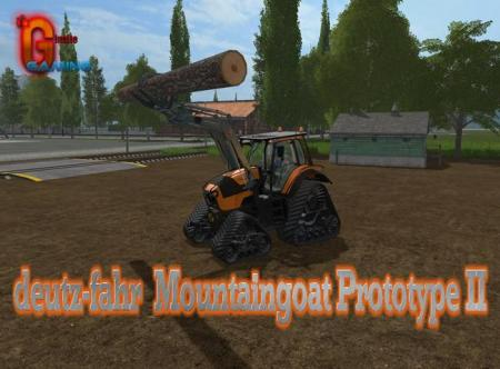 DEUTZ FAHR MOUNTAINGOAT PROTOTYPE II V1.0