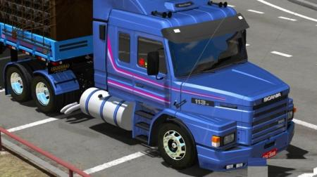 SCANIA 113H AIR SUSPENSION V2.0