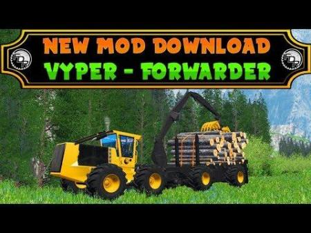FDR LOGGING – VYPER FORWARDER + TRAILERS V1.0