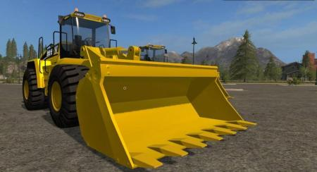 CATERPILLAR 980 ART/AWS 25000L