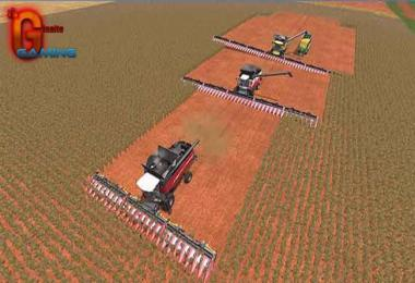 XXL CUTTERS, SUNFLOWER AND CORN HARVESTING V1.0