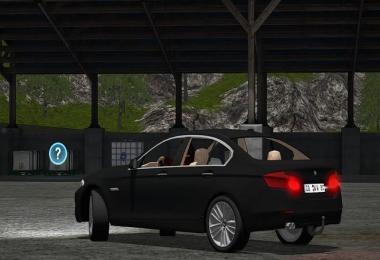 BMW 5 SERIES F10 V1.0
