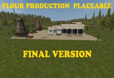 FLOUR PRODUCTION PLACEABLE V1.1