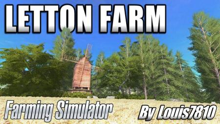 LETTON FARM V1.0.0.0