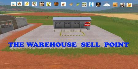 THE WAREHOUSE V1.0.0.8