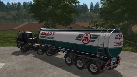 Tank Tech Tanker Pack