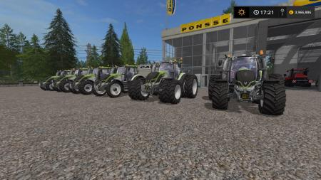 VALTRA TRACTOR UPDATE BY STEVIE