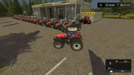 MASSEY TRACTOR UPDATE BY STEVIE