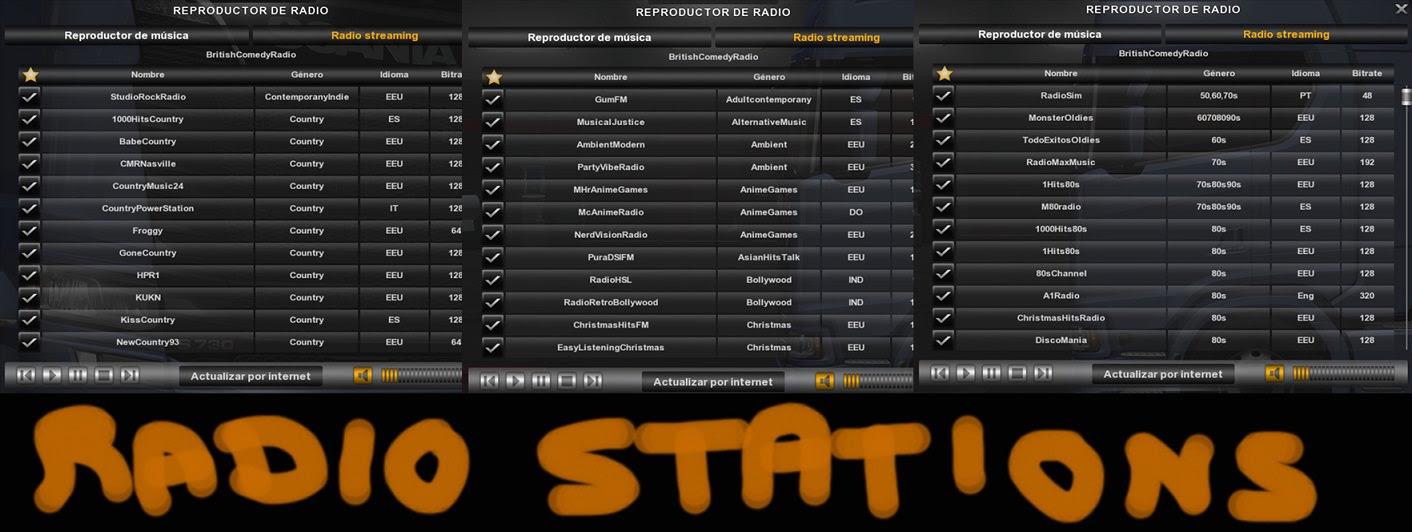 RADIO » GamesMods net - FS19, FS17, ETS 2 mods