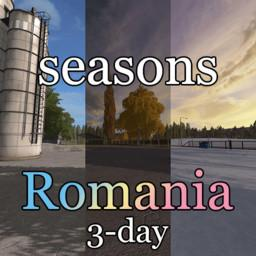 Seasons GEO: Romania 3-Day