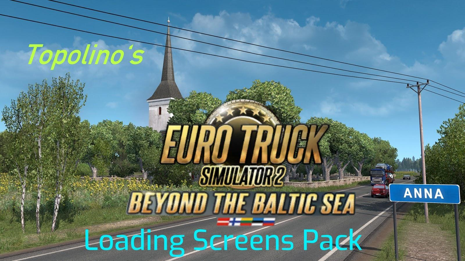 beyond the baltic sea loading screens pack. Black Bedroom Furniture Sets. Home Design Ideas