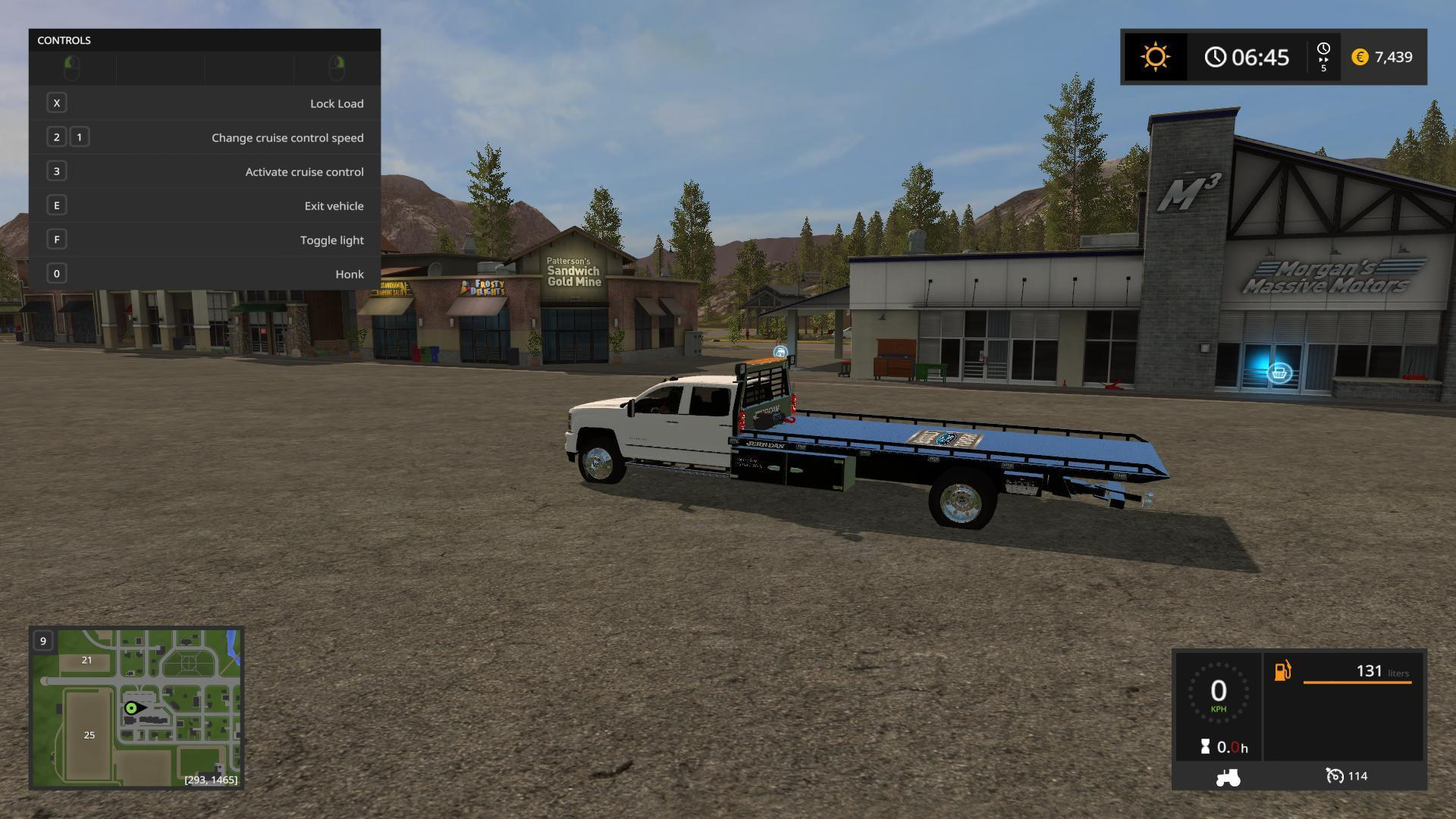 Chevy » GamesMods.net - FS19, FS17, ETS 2 mods