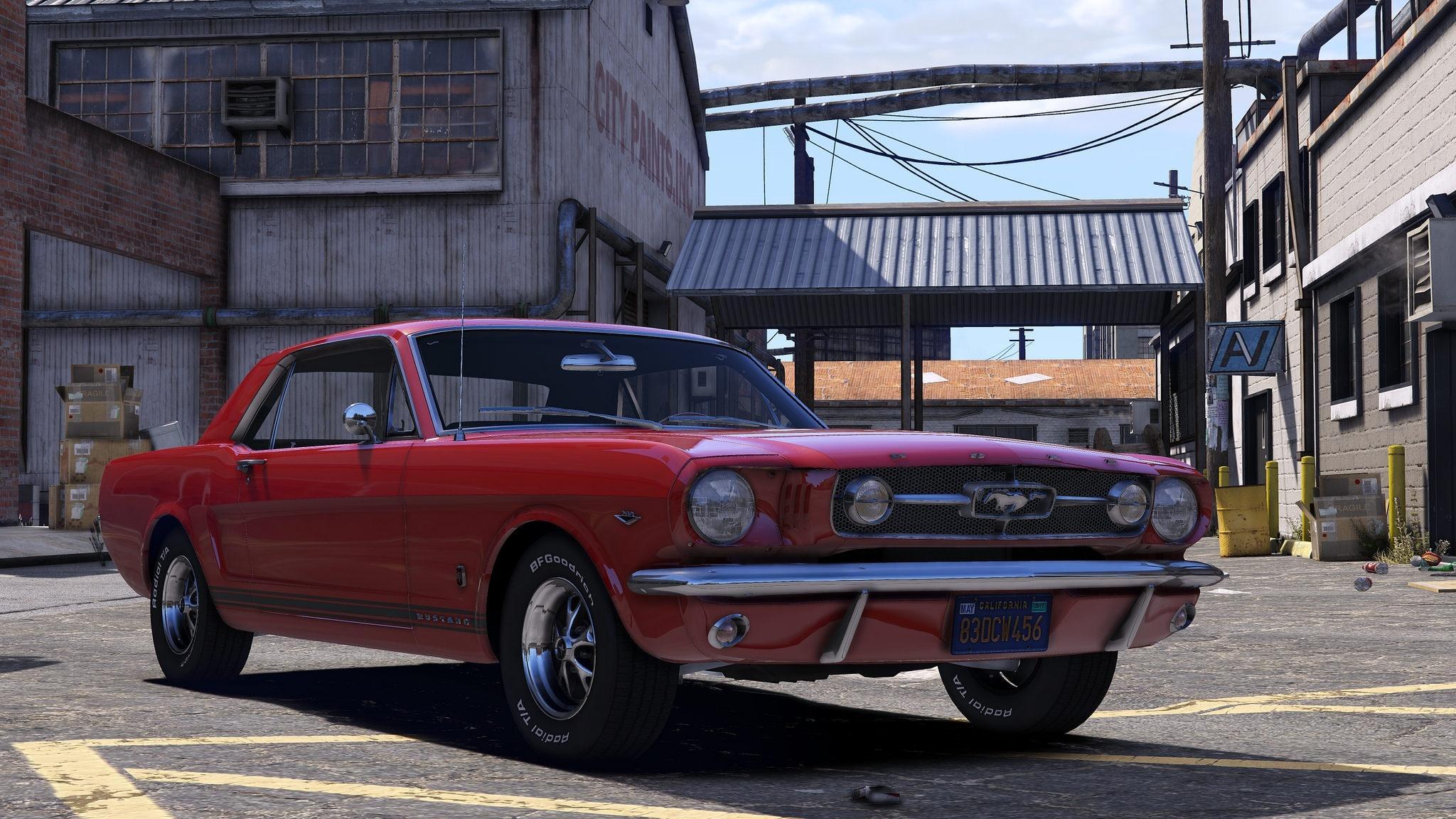 2015 Mustang Parts >> Mustang » GamesMods.net - FS17, CNC, FS15, ETS 2 mods