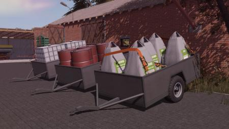 One Axle Trailer Pack