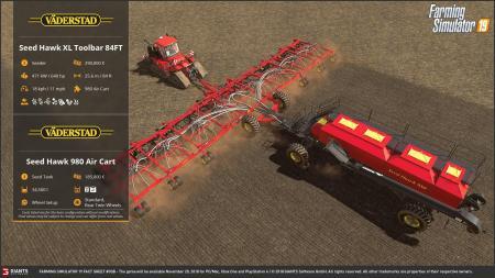 FARMING SIMULATOR 19 FACT SHEET #3