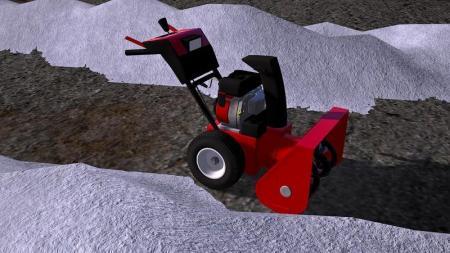 SNOW BLOWER MTD SMART ME61 V1.0