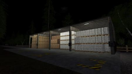 PLACEABLE PALLET WAREHOUSE FOR THE NORDFRIESISCHE MARSCH V1.0
