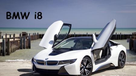 BMW i8 2016 1.31 & 1.32