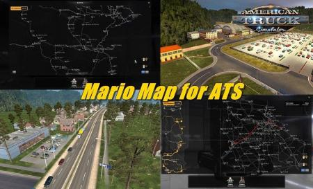 MARIO MAP FOR ATS 1.32.X UPD 19.09.18