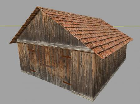 OLD SHED WIP FIRST VERSION