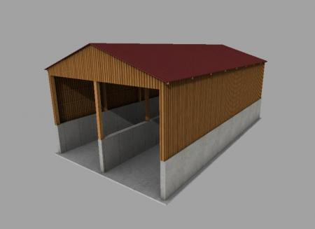 SILO WITH ROOF V1.0
