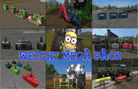 WEIGHT MEGA PACK V1.0